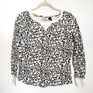 HARLEY DAVIDSON Leopard Thermal Top Size Small